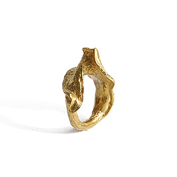 Twisted Seaweed Ring | SMITH Jewellery