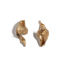 Load image into Gallery viewer, Twisted Seaweed Studs | SMITH Jewellery