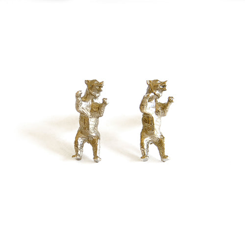 Grizzly Bear Cufflinks | SMITH Jewellery