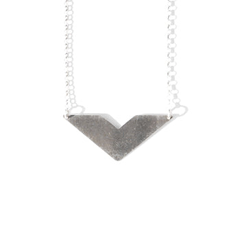 Half Diamond Necklace | SMITH Jewellery