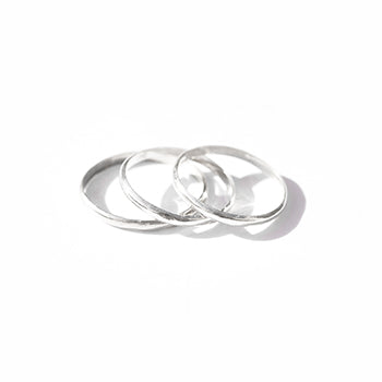 Half Round Ring | SMITH Jewellery