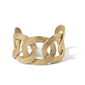 Oval Cuff | SMITH Jewellery