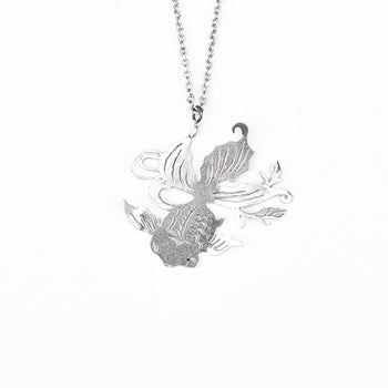 Silver Fish Pendant | SMITH Jewellery