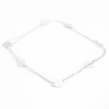 Load image into Gallery viewer, Silver Square Necklace | SMITH Jewellery