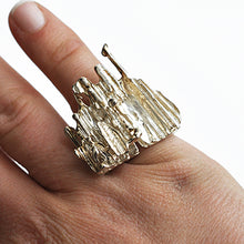 Load image into Gallery viewer, Silver Ring | SMITH Jewellery