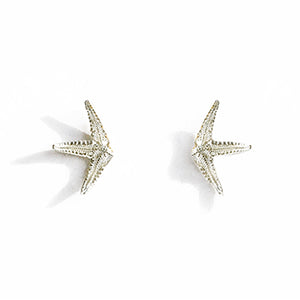 Starfish Studs | SMITH Jewellery