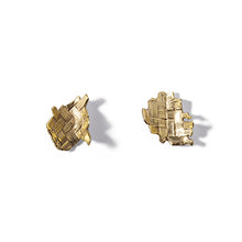 Load image into Gallery viewer, Small Woven Studs | SMITH Jewellery