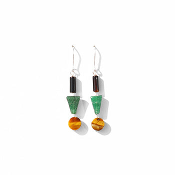 Totem Earrings | SMITH Jewellery