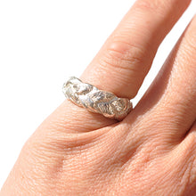 Load image into Gallery viewer, Silver Woven Ring | SMITH Jewellery