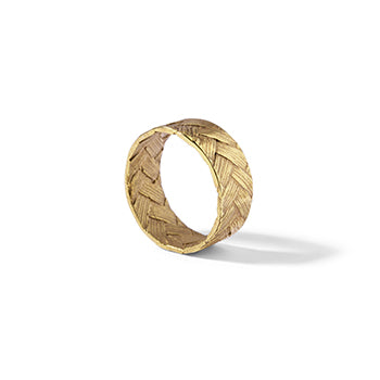 Woven Ring | SMITH Jewellery