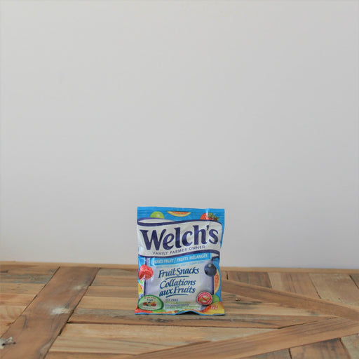 Collations aux fruits Welch's