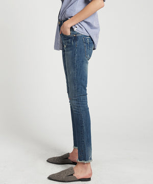 One Teaspoon High Waisted Freebird Jean