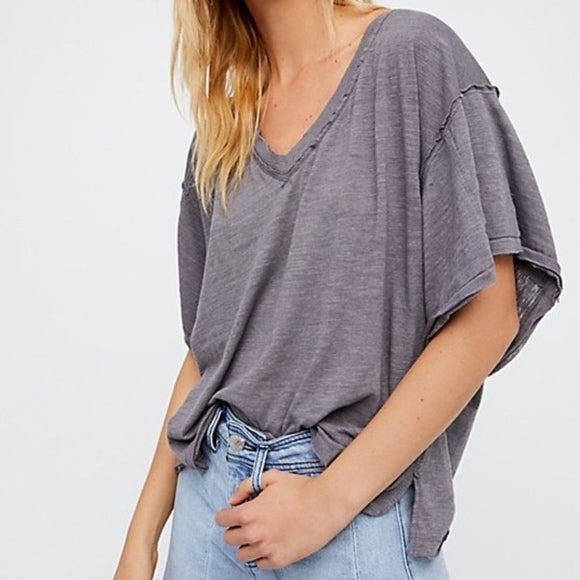 Free People My Boyfriend's Tee