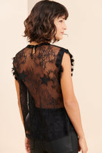 Load image into Gallery viewer, Zadig and Voltaire Tetro Lace Top