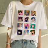 Sailor Moon Harajuku T Shirt - AnimeXpres