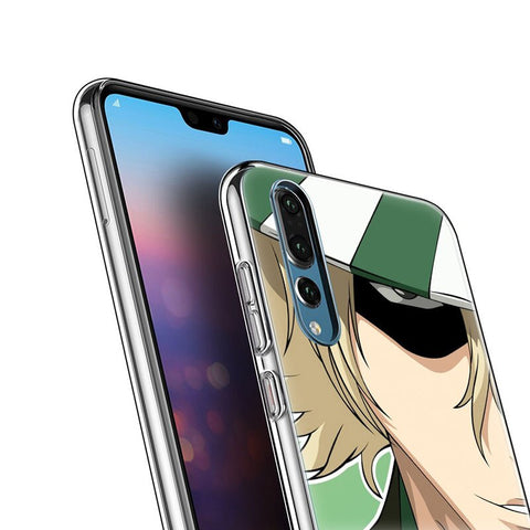 BLEACH Hot Ichigo Huawei Cover - AnimeXpres