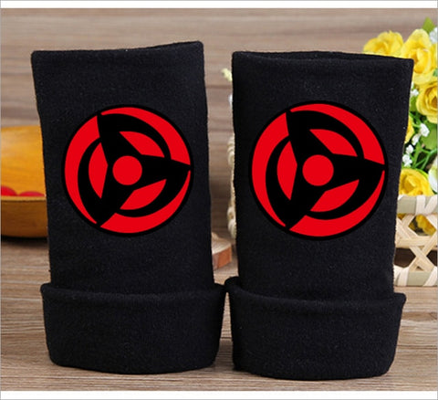 NARUTO Sharingan Cotton Gloves