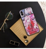 Zero Two iPhone Case