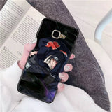 sasuke itachi phone case