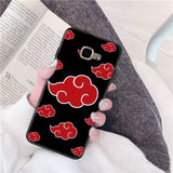 akatsuki itachi phone case cover