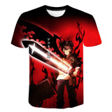black clover t-shirt