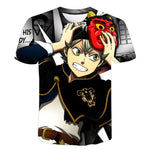 black clover worldwide shipping