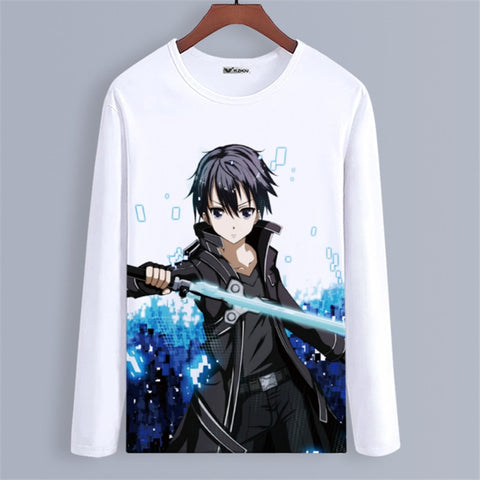 Sword Art Online Long Sleeve T-Shirt