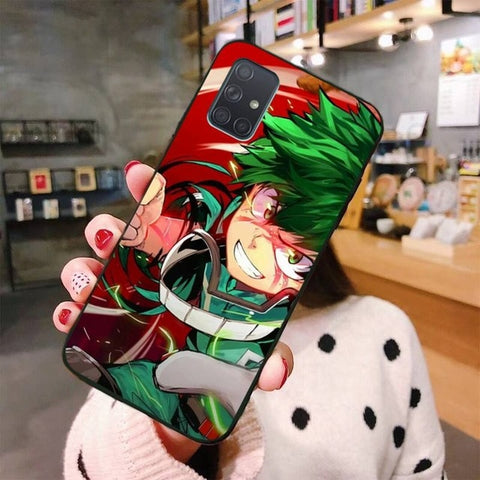 My Hero Academia Samsung Case