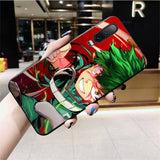 My Hero Academia Huawei Case