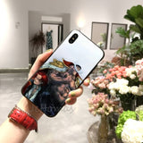 One Piece Shanks iPhone Case