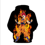 Dragon Ball Hoodie | NOT FOUND IN STORES! - AnimeXpres