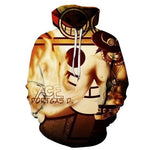 One Piece Hoodies | NOT Found in Stores (3D Print Plus Size) - AnimeXpres