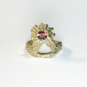 Fire on the Mountain Ring