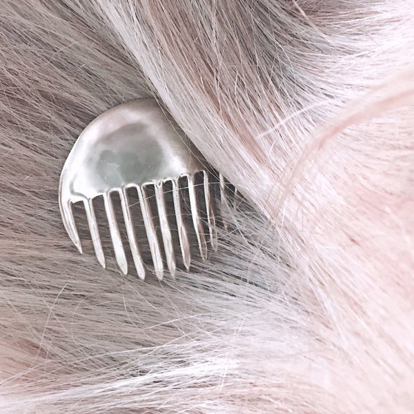 Moon on the Rise Hair Brush
