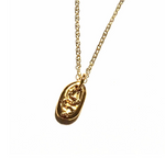 Load image into Gallery viewer, Snake Charm Necklace
