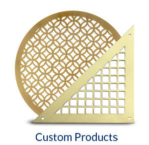 Custom items with limitless design and production possibilities.