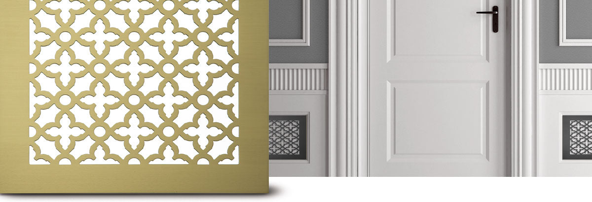 perforated grilles | architectural grille