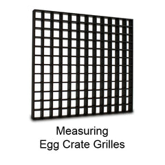 how to measure | architectural grille