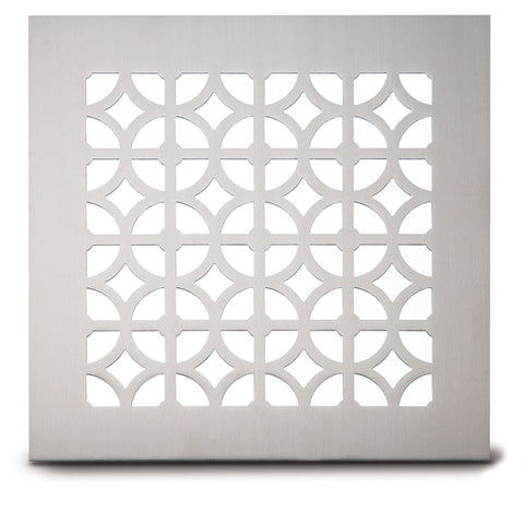 "211 Egyptian Perforated Grille: 2"" pattern - 55% open area"