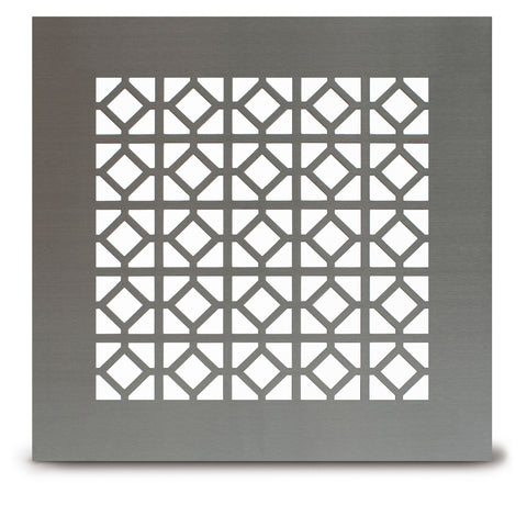 "219 Windsor Perforated Grille: 1 9/16"" pattern - 48% open area"