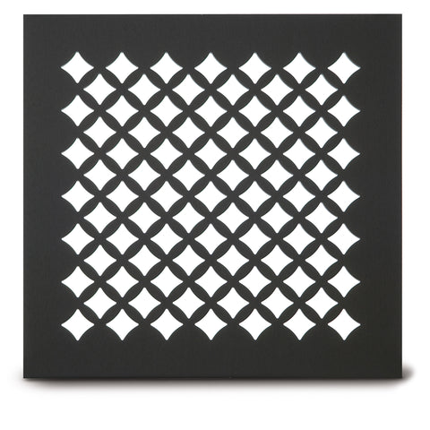 "223 Mosaic Perforated Grille: 1 1/32"" pattern - 54% open area"
