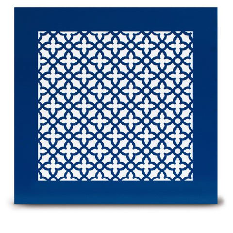 "225 Majestic Perforated Grille: 1"" pattern - 40% open area"