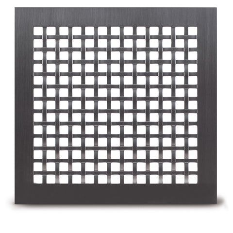 "228 Weave Perforated Grille: ½"" pattern - 45% open area"