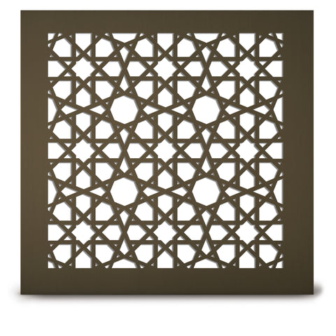 244 Arabian Perforated Grille