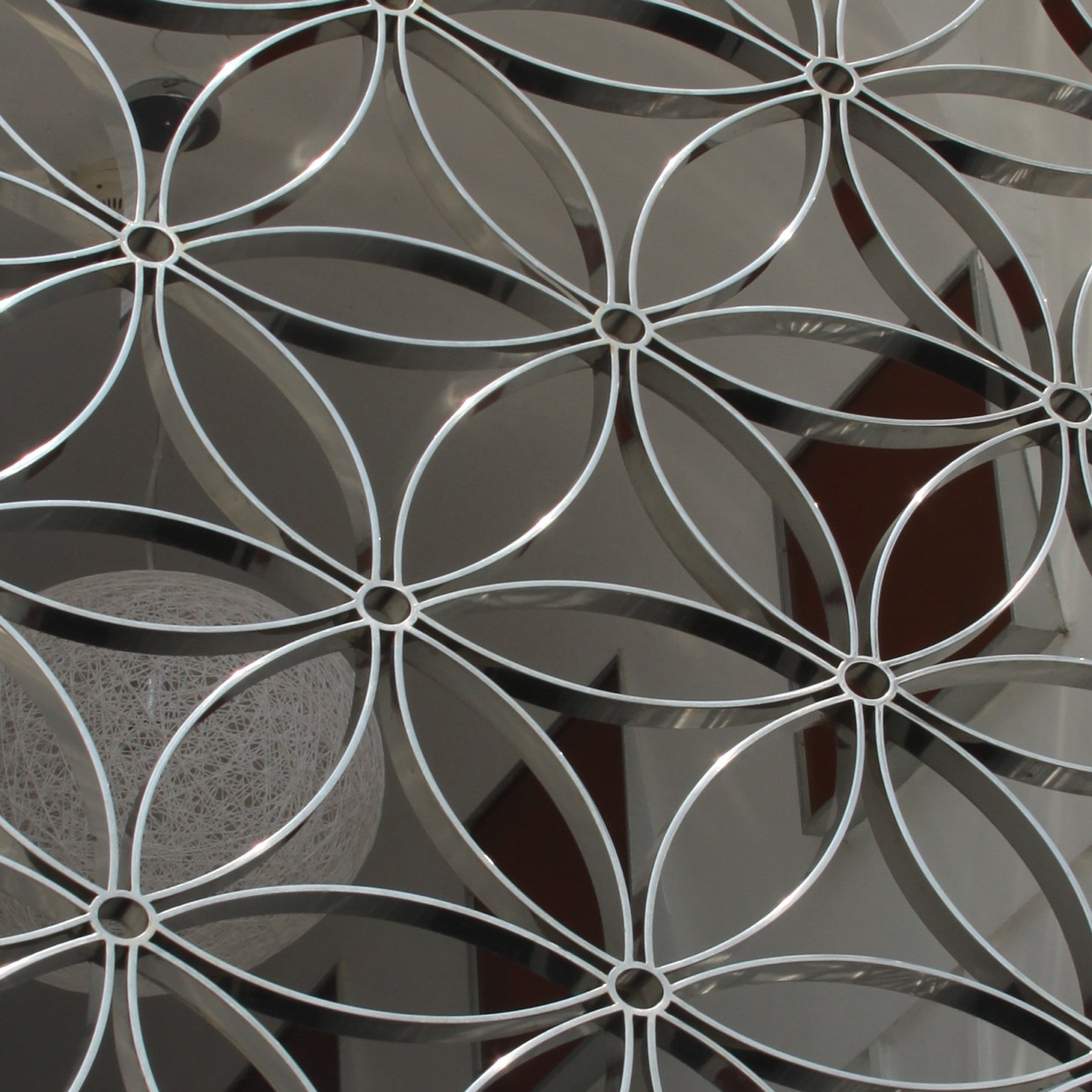 Ornamental railing panels - Decorative Panels Screens