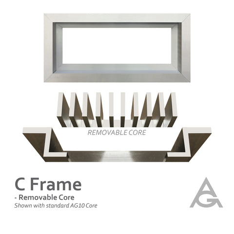 C Frame: Removable Core