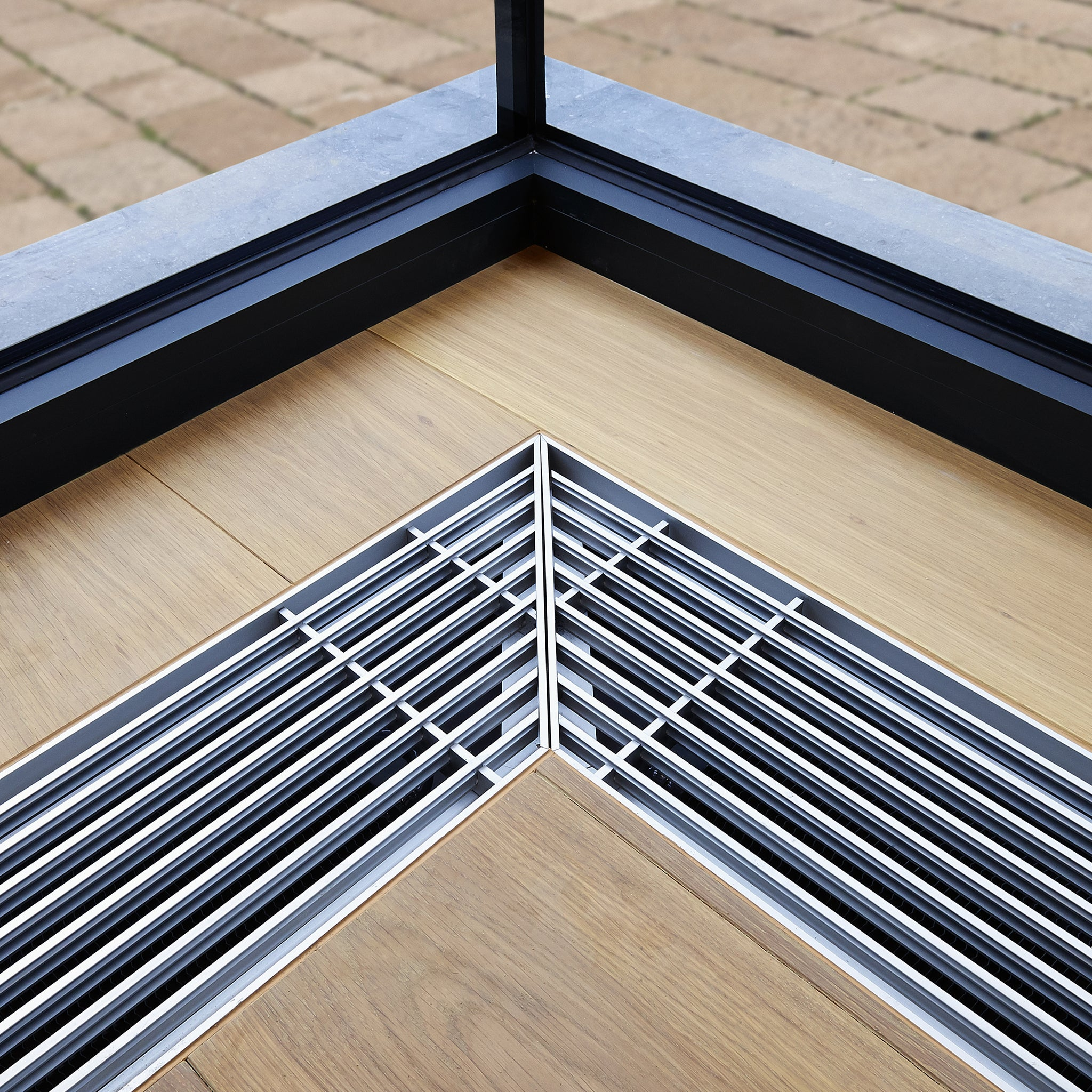 Linear Bar Grilles | ARCHITECTURAL GRILLE
