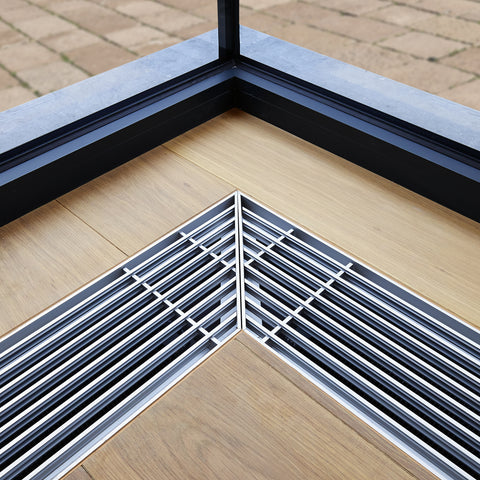 Linear Bar Grilles Architectural Grille