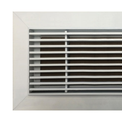 Spackle In H-Frame Bar Grille
