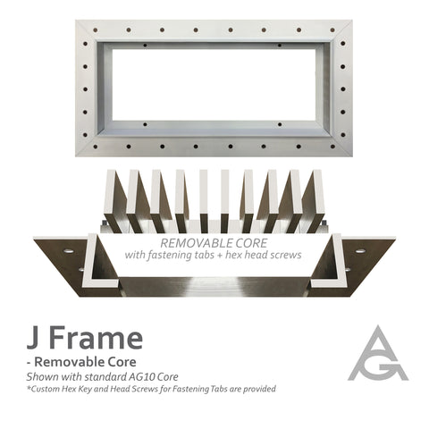 J Frame: Removable Core